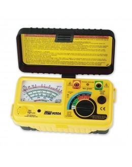 MW9030A - Mesureur d'isolement et continuité - SEFRAM