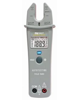 MW 3027 - Pince ampèremétrique 200A TRMS AC - SEFRAM