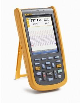FLUKE 124B/S - Oscilloscope portable industrielFLUKE 124B/S - Oscilloscope portable industrielFLUKE 124B/S - Oscilloscope portab
