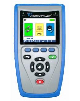 CB300 - Testeur de câbles multifonctions et testeur de réseaux informatiques - SEFRAM