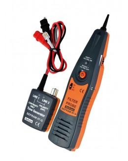 SEFRAM 97 - Localisateur de câbles (hors tension) avec générateur sondes amplificatrice - SEFRAM