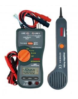 SEFRAM 98 - Multimètre et localisateur de câblesSEFRAM 98 - Multimètre et localisateur de câblesSEFRAM 98 - Multimètre et l