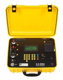 CA6292 - C.A 6292 Micro-Ohmmetre 200A - P01143300 - CHAUVIN ARNOUXCA6292 - C.A 6292 Micro-Ohmmetre 200A - P01143300 - CHAUVIN AR