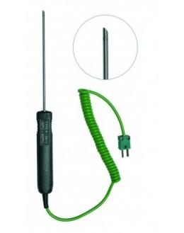 P03652917 - SK11 - capteur aiguille pour pénétration avec poignée - 13cm - CHAUVIN ARNOUX