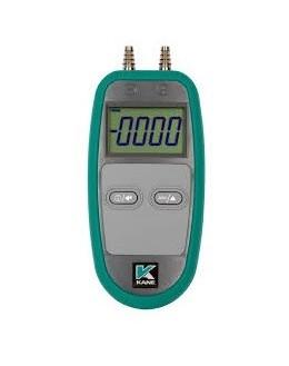KANE 3200 - manomètre déprimomètre +- 200 mbar - remplace EM151