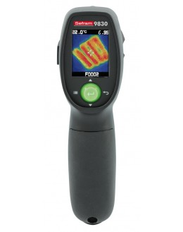 SEFRAM 9830 -Caméra infrarouge pyromètre, -30 à +650 degrés