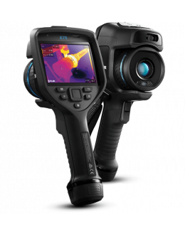 E75 - Caméra thermique 76800 pixels (320 x 240) - FLIR