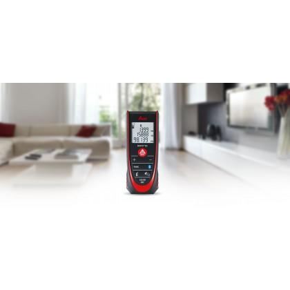 DISTO D2 - télémètre laser 0.05 à 100m - lasermètre - LEICA - remplace D210 - Distrimesure