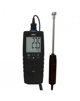 TT21 Thermomètre numérique de contact KIMO - 25520