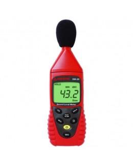 SM-20A - sonomètre enregistreur numérique de 30 à 130 dB - AMPROBE - SM20A