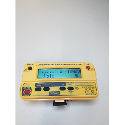 MW9070D - SEFRAM