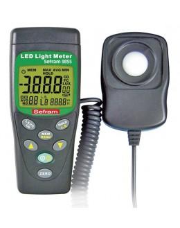 SEFRAM 9855 - luxmètre LED et mesure classiqueSEFRAM 9855 - luxmètre LED et mesure classiqueSEFRAM 9855 - luxmètre LED et mes