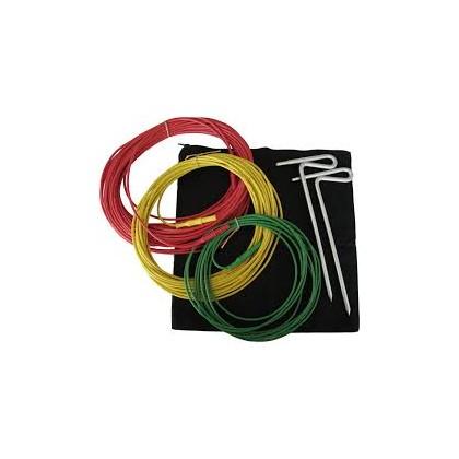 Kit de terre basique - 2 piquets, 3 cordons - KitTerre-Basic