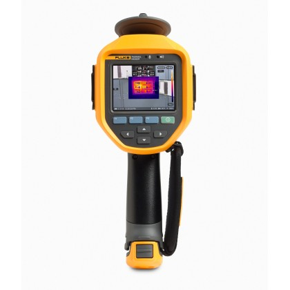caméra thermique infrarouge 640x480 (243200) pixels - FLUKE-TI480 PRO
