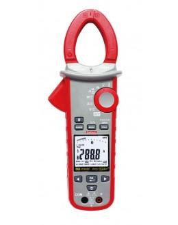 Pince wattmétrique 600A AC/DC, 1000V AC/DC, 600kW, TRMS AC+DC, compatible Flex 3000A, Bluetooth - MW3526BF - SEFRAM