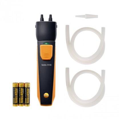 Manomètre différentiel de poche pocket line - Kit TESTO 510