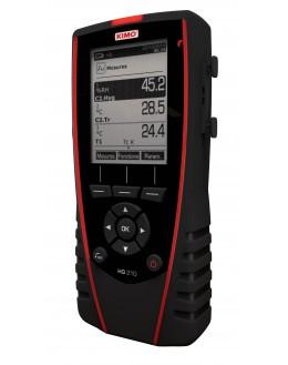 Thermo-hygromètre qualité d'air - KIMO HQ210 O