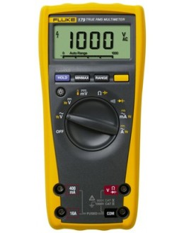FLUKE 177 - Digital Multimeter TRMS AC 6000 Series 170 ptsFLUKE 177 - Digital Multimeter TRMS AC 6000 Series 170 ptsFLUKE 177 -