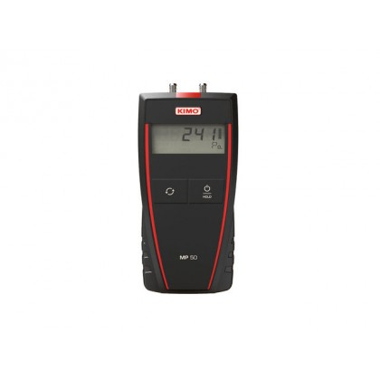 MP50 - Micromanomètre -1000 à +1000 Pa - KIMO