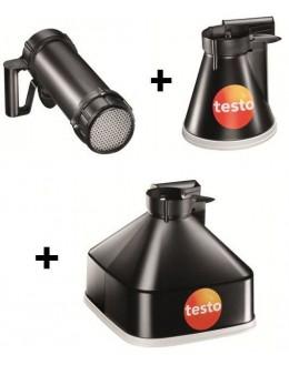 Set cône de débit et ventillation pour testo 417 - 0563 4170