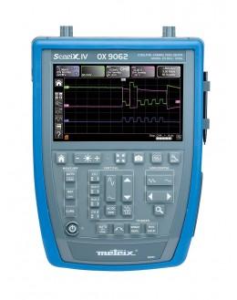 OX9062 - Oscilloscope numérique 2x60Mhz 2,5Géch/s écran couleur - METRIX - remplace OX7104