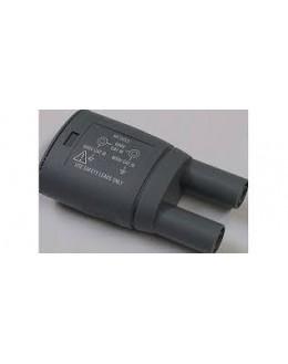 HX0032 adaptateur probix / BNC 50 Ohms 30V cat I - METRIX