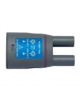 HX0033 adaptateur probix / banane 1/1 600V cat III - METRIX