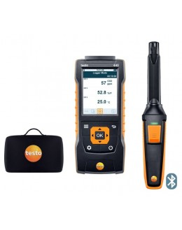 TESTO 440 - Kit de CO₂ avec Bluetooth® - TESTO