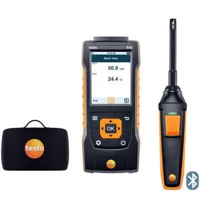 Analyseur multifonctions pour applications climatique - TESTO 440