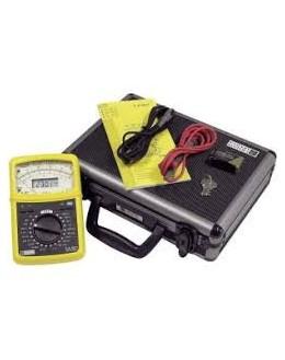 CA5011 - Multimètre analogique numérique en mallette - CHAUVIN ARNOUX