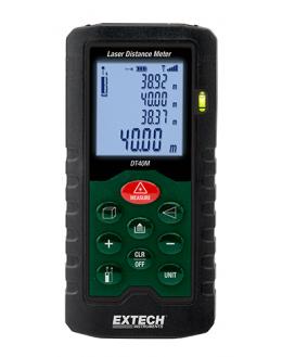 Lasermètre -Télémètre laser 40m - EXTECH DT40M