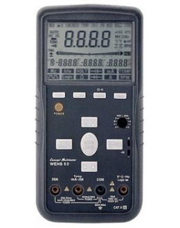 20T - Multimètre numérique avec connexion RS232C - WENS