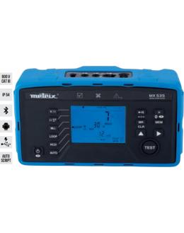 MX535 - Contrôleur d'installations électriques multifonctions - METRIX remplace MX435D