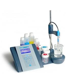 Sension+ PH31 GLP - phmètre de laboratoire pH/°C/redox