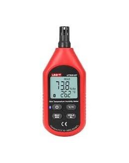 UT333BT - Mini thermo-hygromètre numérique Bluetooth - UNI-TREND