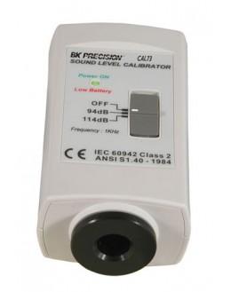 BKCAL73 - Calibrateur pour sonomètre 94db et 114dB (1kHz) SEFRAM