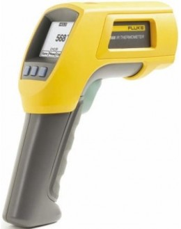 Fluke 568 - contact thermometer and infrared thermometer
