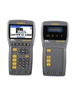 LanTEK II-1000 - Certificateur 1000MHz - Cat. 7A / Classe FA et en dessous - Ideal Networks - 33-993