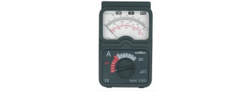 Comment utiliser un voltmètre / ampèremètre numérique ?