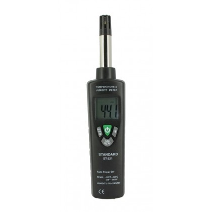 IM321 - Thermohygromètre Imesure