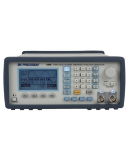 BK4078 Générateur de fonctions DDS 25 MHz. Arbitraire 100MHz, 2 voies. SEFRAM