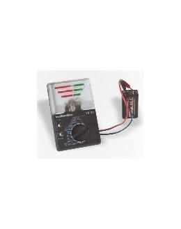 Testeur de piles VT31A - P06230302A - MULTIMETRIX - VT31A