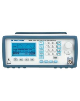 BK4075 - DDS Function Generator 25 MHz. Arbitrary 100MHz, 1 channel. SEFRAMBK4075 - DDS Function Generator 25 MHz. Arbitrary 100