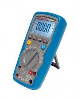 DMM210 - Multimètre numérique 6000 points - Multimetrix - P06231410 - DMM210