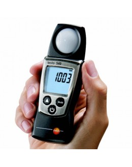 Testo 540 - pocket light meter line - TESTO