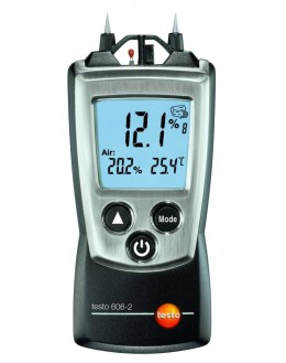 Testo 606-2 - Humidity materials and wood pocket line - TESTO
