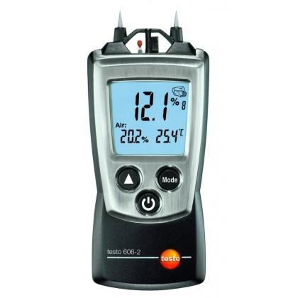 Testo 606-2 - Humidity materials and wood pocket line - TESTOTesto 606-2 - Humidity materials and wood pocket line - TESTOTesto