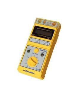 RCD501 - Testeur numérique de différentiels - P06233201 - multimetrix - RCD501