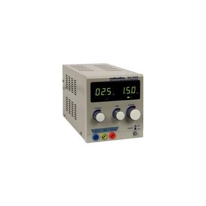 XA1525 - Alimentation de laboratoire - Multimetrix