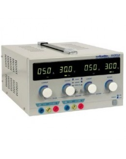 000.Electricité / ElectroniqueXA3052 Alimentation double de laboratoire - MULTIMETRIX - XA3052